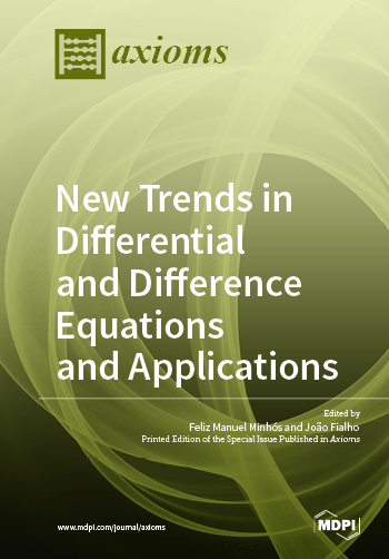 New Trends in Differential and Difference Equations and Applications