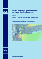 Special issue Selected Papers from the 13th Estuarine and Coastal Modeling Conference book cover image