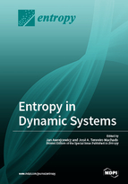 Special issue Entropy in Dynamic Systems book cover image