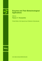 Special issue Enzymes and Their Biotechnological Applications book cover image