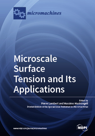 Microscale Surface Tension and Its Applications