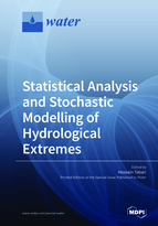 Special issue Statistical Analysis and Stochastic Modelling of Hydrological Extremes book cover image