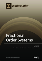 Special issue Fractional Order  Systems book cover image