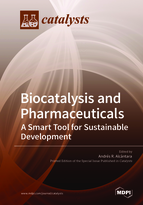 Special issue Biocatalysis and Pharmaceuticals: A Smart Tool for Sustainable Development book cover image