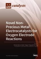 Special issue Novel Non-Precious Metal Electrocatalysts for Oxygen Electrode Reactions book cover image