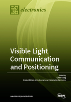 Special issue Visible Light Communication and Positioning book cover image