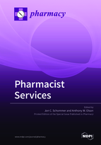Special issue Pharmacist Services book cover image