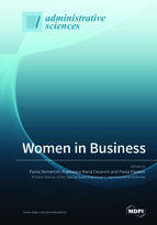 Special issue Women in Business book cover image