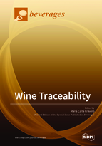 Special issue Wine Traceability  book cover image