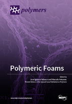 Special issue Polymeric Foams book cover image