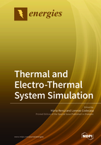 Special issue Thermal and Electro-thermal System Simulation book cover image