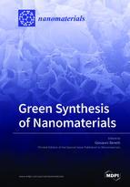 Special issue Green Synthesis of Nanomaterials book cover image
