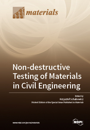 Non-destructive Testing of Materials in Civil Engineering