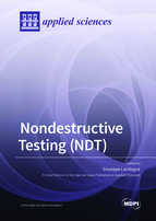 Special issue Non-destructive Testing of Materials in Civil Engineering book cover image