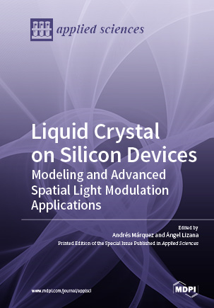 Liquid Crystal on Silicon Devices: Modeling and Advanced Spatial Light Modulation Applications