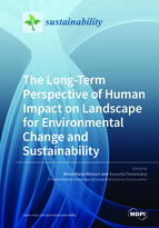 Special issue The Long-Term Perspective of Human Impact on Landscape for Environmental Change and Sustainability book cover image