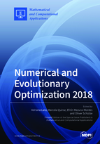 Special issue Numerical and Evolutionary Optimization book cover image