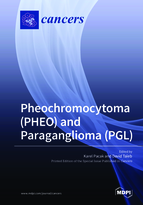 Special issue Pheochromocytoma (PHEO) and Paraganglioma (PGL) book cover image