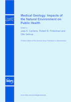 Special issue Medical Geology: Impacts of the Natural Environment on Public Health book cover image