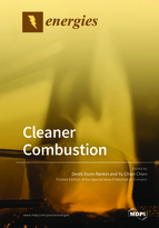 Special issue Cleaner Combustion book cover image