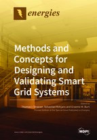Special issue Methods and Concepts for Designing and Validating Smart Grid Systems book cover image