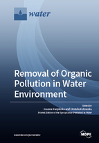 Special issue Removal of Organic Pollution in Water Environment book cover image