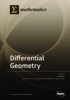 Special issue Differential Geometry book cover image