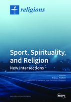 Special issue Sport, Spirituality, and Religion: New Intersections book cover image