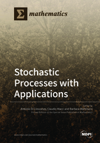 Special issue Stochastic Processes with Applications book cover image