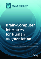 Special issue Brain-Computer Interfaces for Human Augmentation book cover image