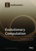 Special issue Evolutionary Computation book cover image