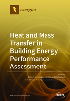 Special issue Heat and Mass Transfer in Building Energy Performance Assessment book cover image