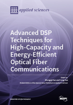 Advanced DSP Techniques for High-Capacity and Energy-Efficient Optical Fiber Communications