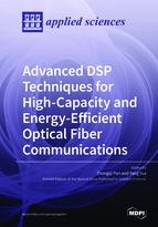 Special issue Advanced DSP Techniques for High-Capacity and Energy-Efficient Optical Fiber Communications book cover image