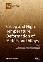 Creep and High Temperature Deformation of Metals and Alloys
