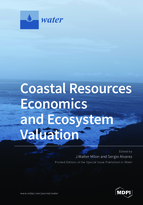 Special issue Coastal Resources Economics and Ecosystem Valuation book cover image