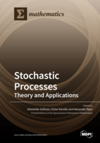 Special issue Stochastic Processes: Theory and Applications book cover image