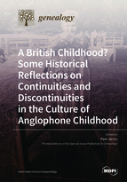 Special issue A British Childhood? Some Historical Reflections on Continuities and Discontinuities in the Culture of Anglophone Childhood book cover image
