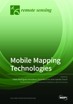 Special issue Mobile Mapping Technologies book cover image