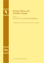 Special issue Energy Policy and Climate Change book cover image
