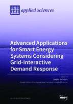 Special issue Advanced Applications for Smart Energy Systems Considering Grid-Interactive Demand Response book cover image