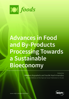 Special issue Advances in Food and By-Products Processing Towards a Sustainable Bioeconomy book cover image