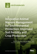 Innovative Animal Manure Management for Environmental Protection, Improved Soil Fertility and Crop Production