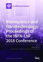 Special issue Nanoscience and Nanotechnology, Proceedings of the INFN-LNF 2018 Conference book cover image