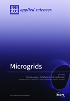 Special issue Microgrids book cover image