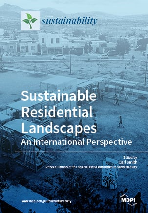 Sustainable Residential Landscapes