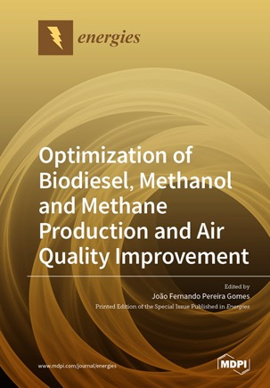 Optimization of Biodiesel, Methanol and Methane Production and Air Quality Improvement