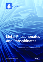 Special issue Metal Phosphonates and Phosphinates book cover image