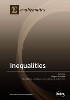 Special issue Inequalities book cover image