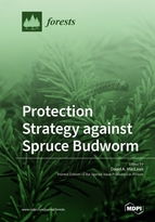 Special issue Protection Strategy against Spruce Budworm book cover image